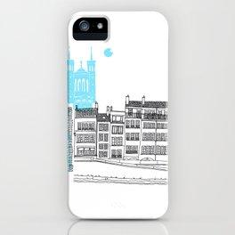 Lyon, France iPhone Case