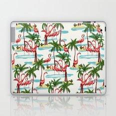Trump Flamingo Pattern Laptop & iPad Skin