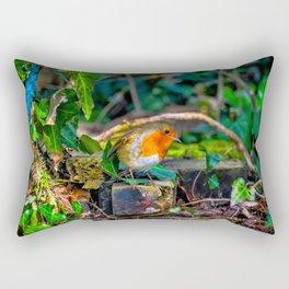 Mylor Creek - Robin Rectangular Pillow