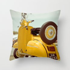do you know the taste of freedom? Throw Pillow