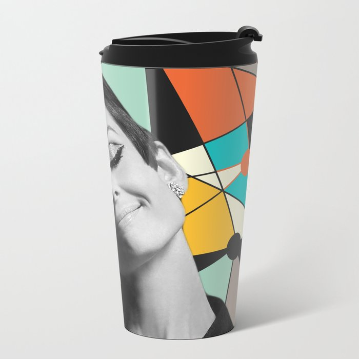 AUDREY HEPBURN 3 Travel Mug
