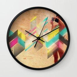 Objectified Wall Clock