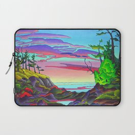 Pacific Pacific by Amanda Martinson Laptop Sleeve