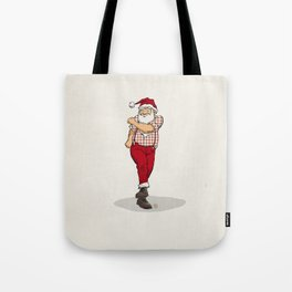 Skanking Santa Tote Bag