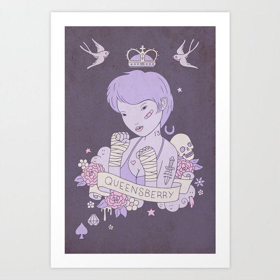 queensberry Art Print