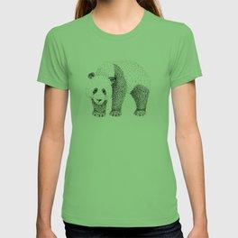 Ailuropoda Melanoleuca T-shirt