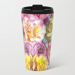 Rose Bloom Travel Mug