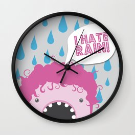 FOUR SEASONS CHARACTERS - Spring type Wall Clock