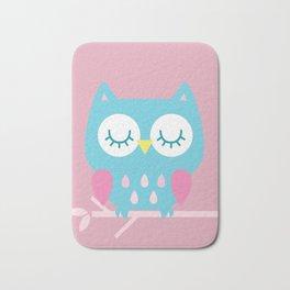 owl 42 Bath Mat
