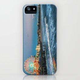 Wheel of Fortune - Santa Monica, California iPhone Case