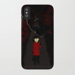 Misforautumn iPhone Case