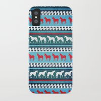 sweater iPhone & iPod Cases featuring Sweater Unicorn by That's So Unicorny