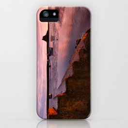 Lindisfarne Castle iPhone Case