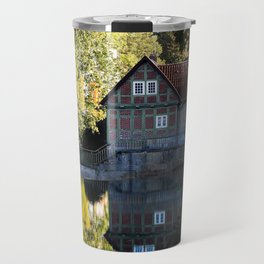 Former lock keeper's house Travel Mug