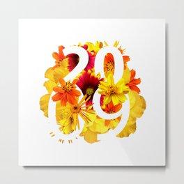 Flower 2009 Metal Print
