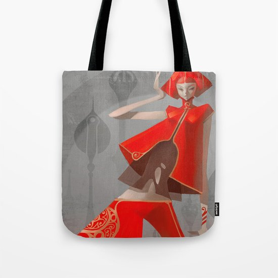 Pepper Fashion Tote Bag