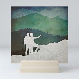 Trailblazers Mini Art Print