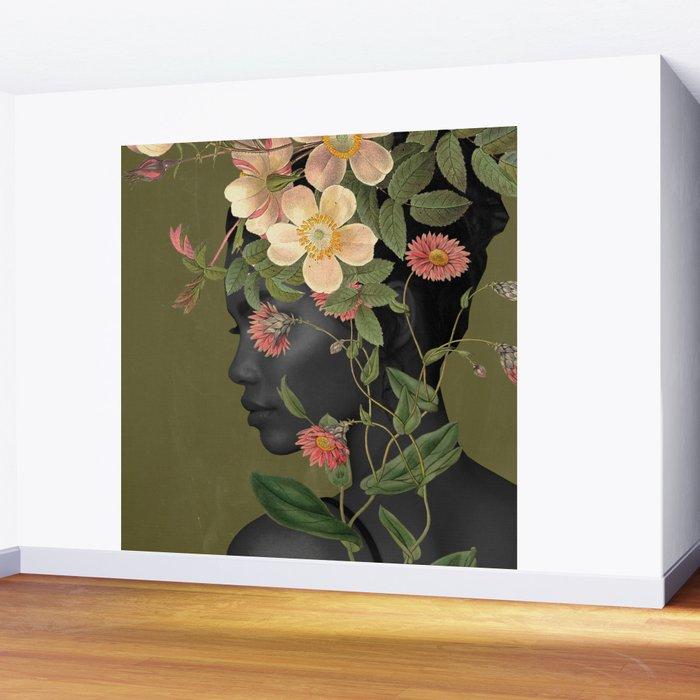 Bloom Wall Mural