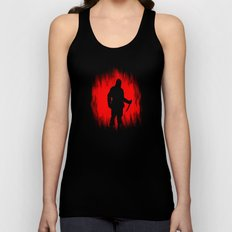 The assassin rippers bloody sunday Unisex Tank Top