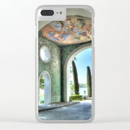 Archway to the Sea Clear iPhone Case