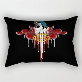 Day of the Dead Saint Rectangular Pillow