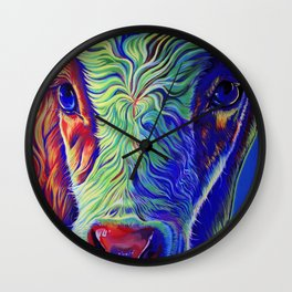 See With Our Own Clarity Wall Clock