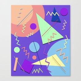 Memphis #7 Canvas Print