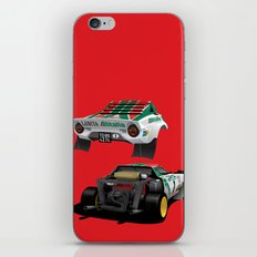 Lancia Stratos iPhone & iPod Skin