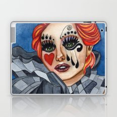 Harlequin - watercolor Laptop & iPad Skin