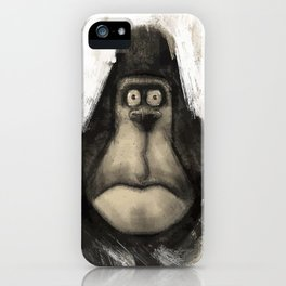 mr. Ape iPhone Case