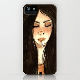 RUBIA iPhone Case