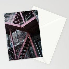 Steel Stairway Stationery Cards