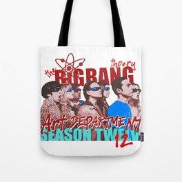 TBBT art Dept Tote Bag