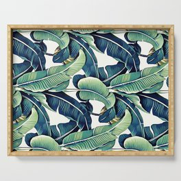 Banana leaves Serving Tray