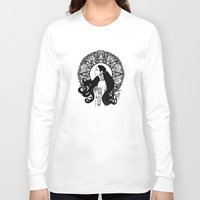 goddess Long Sleeve T-shirts featuring Goddess by salazarhawn