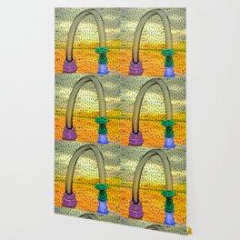 RainWater in the Desert - Tubes 2 Wallpaper