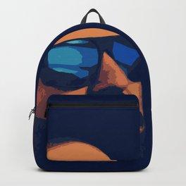 The Spiritual Lone Rider  Backpack