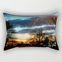 Leading Me Home Rectangular Pillow