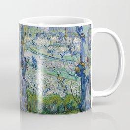 """Vincent Van Gogh """"View of Arles, Flowering Orchards"""" Coffee Mug"""