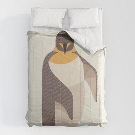 Whimsical Emperor Penguin Comforters