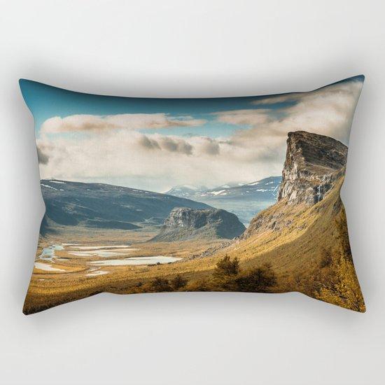 So Far Gone Rectangular Pillow