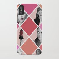 lydia martin iPhone & iPod Cases featuring Lydia Martin - Teen Wolf by lena e