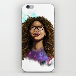 Meg M. iPhone Skin