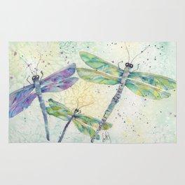 Xena's Dragonfly Rug