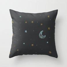 Mom & Dad's Night Sky Throw Pillow
