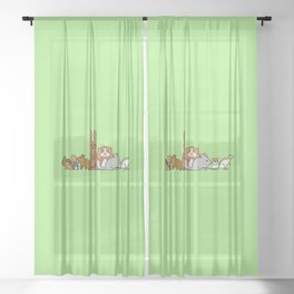 EKA Sheer Curtain