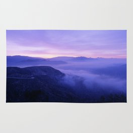 Mountain Road California Rug
