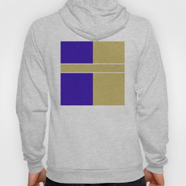 Team Color 6....Gold,blue Hoody
