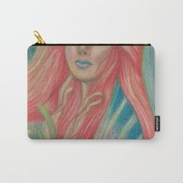 The Mermaid Carry-All Pouch