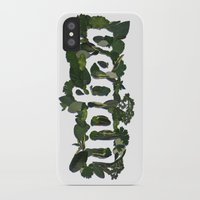 vegan iPhone & iPod Cases featuring Vegan by Kopie Creative